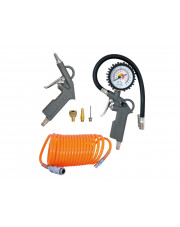 Airpress zestaw narzędzi pneumatycznych 6-elementowy 4300027