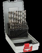 Bosch zestaw wierteł do metalu HSS-G ProBox DIN338 19-elementowy 2608587013