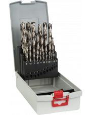 Bosch zestaw wierteł do metalu HSS-G ProBox DIN338 25-elementowy 2608587017