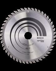 Bosch tarcza pilarska Optiline Wood 210x30x2,8mm 2608640623