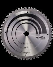 Bosch tarcza pilarska Optiline Wood 315x30x3,2mm 2608640673