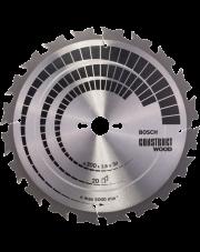 Bosch tarcza pilarska Construct Wood 300x30x2,8mm 2608640700
