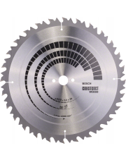 Bosch tarcza pilarska Construct Wood 400x30x3,2mm 2608640703