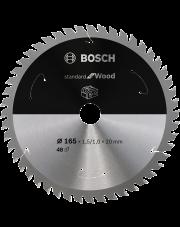 Bosch tarcza pilarska do piły tarczowej bezprzewodowej Standard for Wood 165x1,5/1x20mm 2608837687