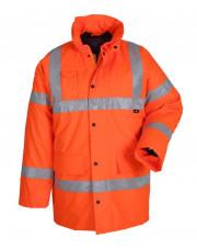 Beta kurtka ostrzegawcza zimowa pomarańczowa rozmiar XL VWJK01O/XL