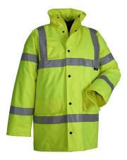 Beta kurtka ostrzegawcza zimowa żółta rozmiar L VWJK01Y/L
