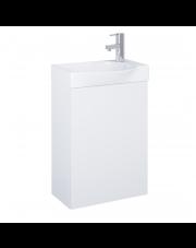 Elita zestaw szafka z umywalką Ravell 45 white 166239