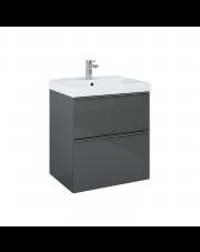 Elita szafka pod umywalkę Look 60 antracyt 167078