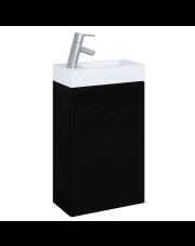 Elita zestaw szafka z umywalką Young basic 40 black 163070