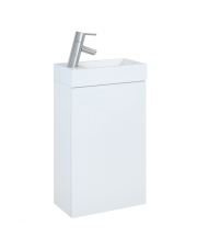 Elita zestaw szafka z umywalką Young basic 40 white 163068