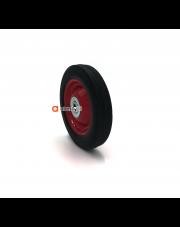 Koło metalowo-gumowe 150x12,7mm