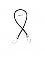 Linka elastyczna z haczykami 73cm
