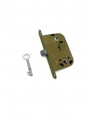 Zamek Abloy 72/45  bez zaczepu prawy klucz ZP-BO-000