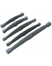 Ruszt żeliwny sztabkowy 390x50mm