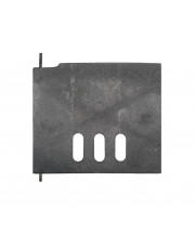 Osłona żarowa do pieca kaflowego drzwiczki wewnętrzne 200x170mm