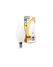 INQ lampa led żarówka świeca E14 5W 320lm LB024WW