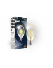 INQ lampa led żarówka świeca E14 6W 600lm DB020WW