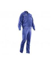 Polstar ubranie robocze Brixton classic niebieskie rozmiar 52 176-182/100-104/92-96cm