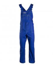 Polstar spodnie ogrodniczki Brixton niebieski rozmiar 58 182-188/112-116/104-108cm