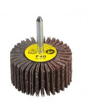 Klingspor ściernica listkowa trzpieniowa granulacja 100 80x30x6mm KM 613 13143