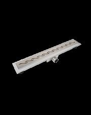 Balneo odpływ liniowy Decor Wave 600mm