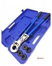 Zaciskarka ręczna obrotowa do rur PEX 16-20-25-32 U