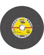 Klingspor tarcza do cięcia aluminium 125x2,5x22,23mm A46N Supra 170708