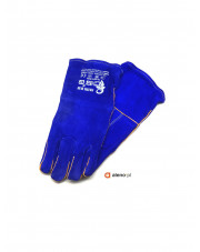 Canis rękawice spawalnicze CXS Paton rozmiar 11 niebieskie 3610-002-600