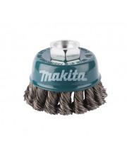 Makita druciana szczotka garnkowa pleciona M14x60x0,5mm D-24119