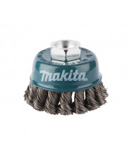 Makita druciana szczotka garnkowa pleciona M14x75x0,5mm D-24131