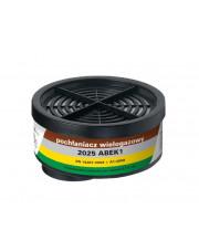Secura pochłaniacz wielogazowy ABEK1 2025 2sztuki S535W102
