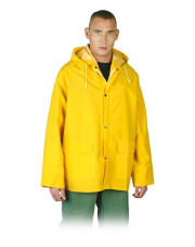Raw-pol kurtka przeciwdeszczowa żółta rozmiar XXL