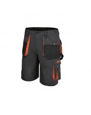 Beta spodnie robocze krótkie Easy Light szare rozmiar XL 7861G/XL