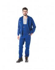 Raw-pol ubranie robocze Oliwier niebieskie 182x110x120cm