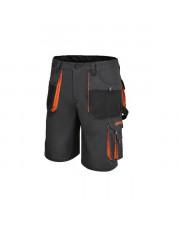 Beta spodnie robocze krótkie Easy Light szare rozmiar XXL 7861G/XXL