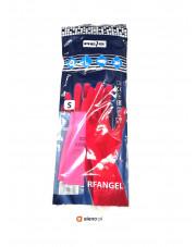 Raw-pol rękawice ochronne RFRS różowe rozmiar S