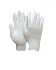 Rękawice Besting białe powlekane rozmiar 8