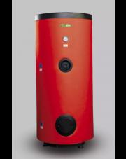 Elektromet wymiennik WGJ-S 120l Skay czerwony z wężownicą 066-12-103