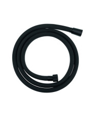 Laveo wąż natryskowy silikonowy Pretto czarny 150cm CRP74PD