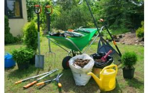 Kwiecień i wiosenne porządki w ogrodzie - w jakie narzędzia należy się zaopatrzyć?